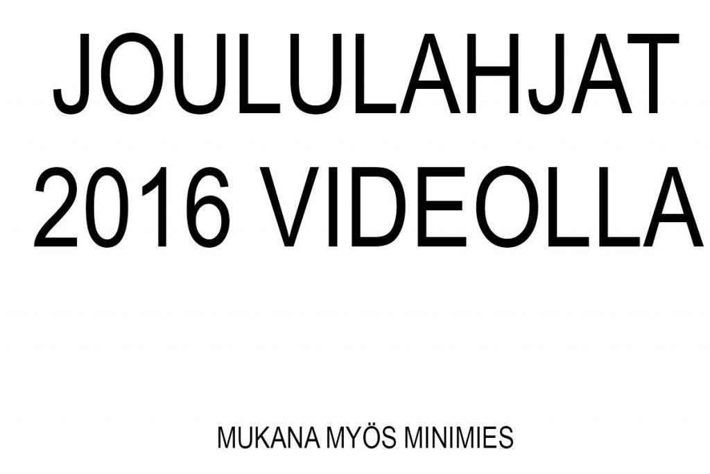 joululahjatvideolla2016