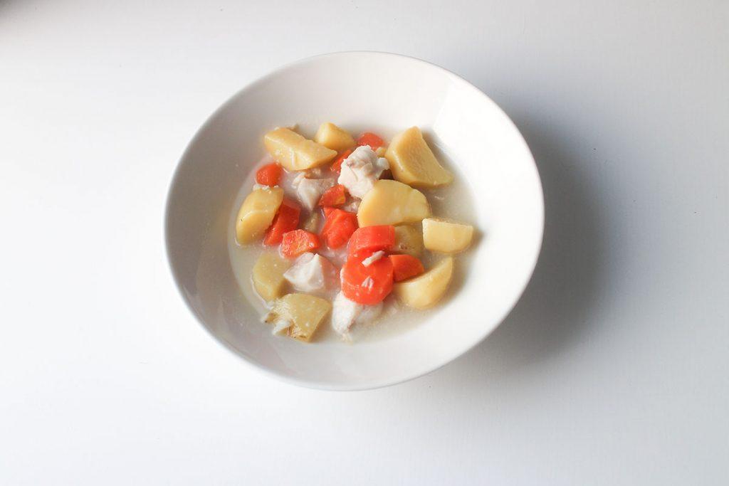 Säästökuukauden ensimmäisen viikon ruuat