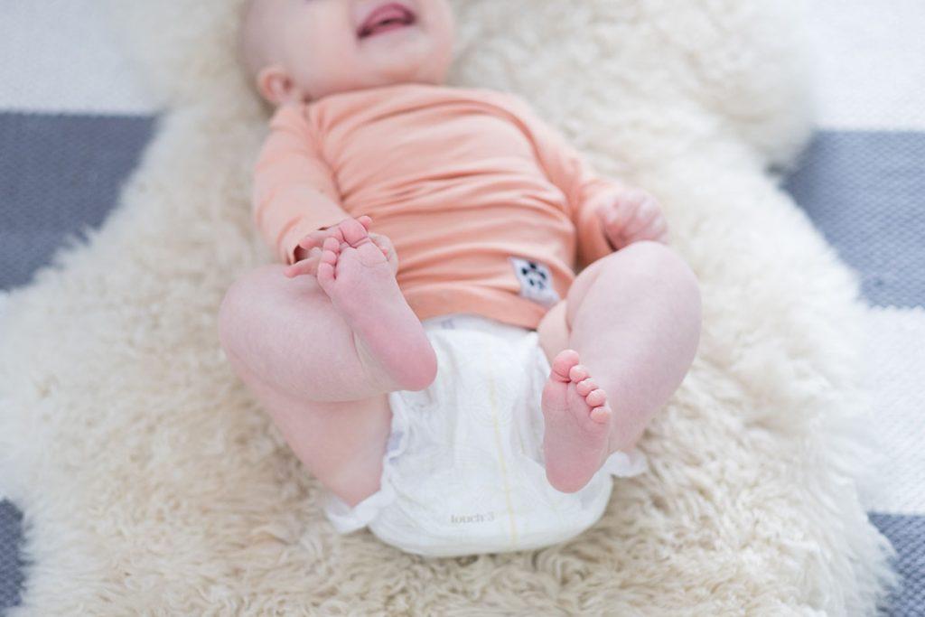 Onko vauvan vaipalla väliä?