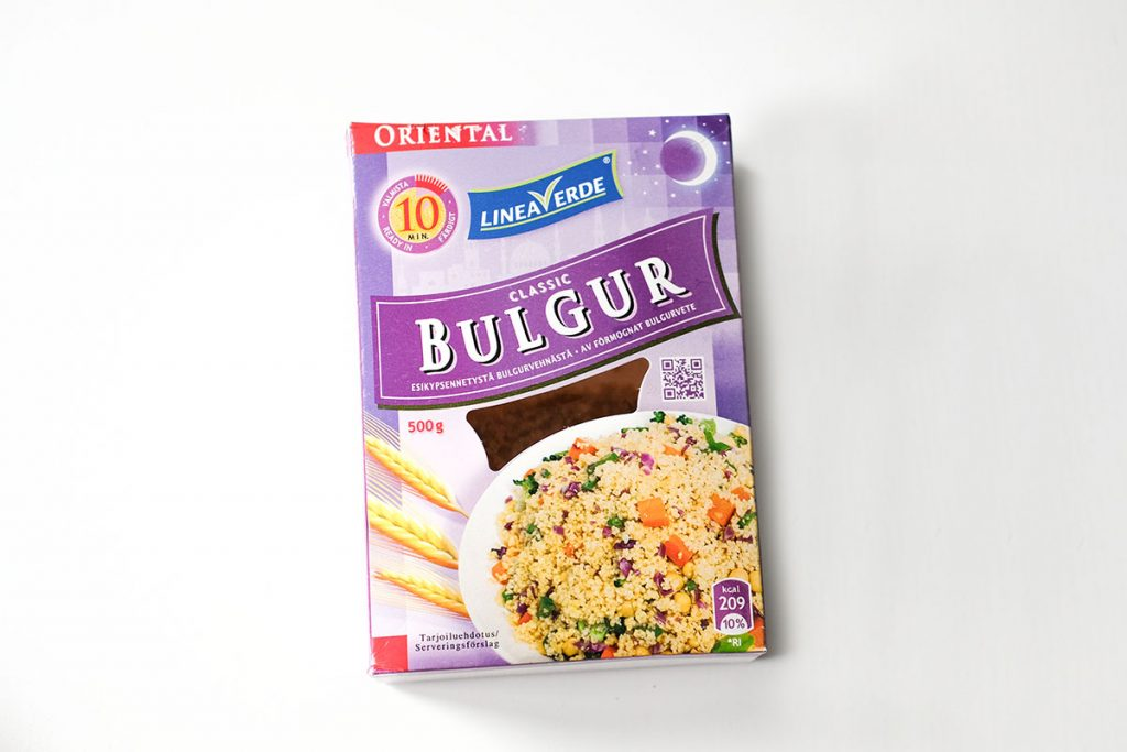 Helppo vaihtoehto pastalle ja riisille