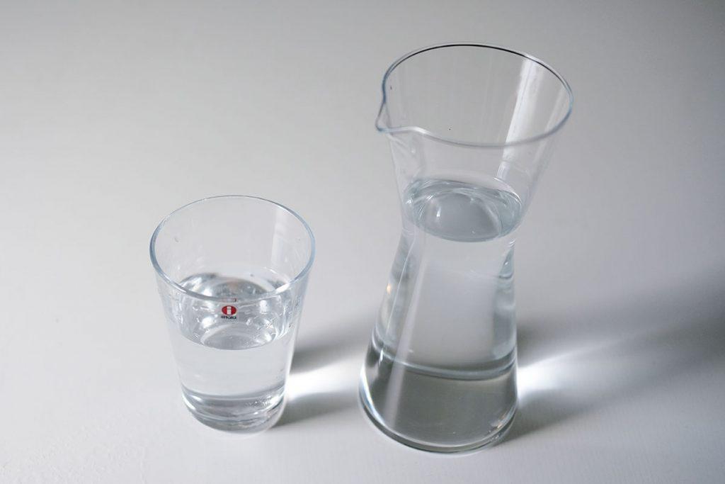 3 vinkkiä kuinka lisäät veden juontia!
