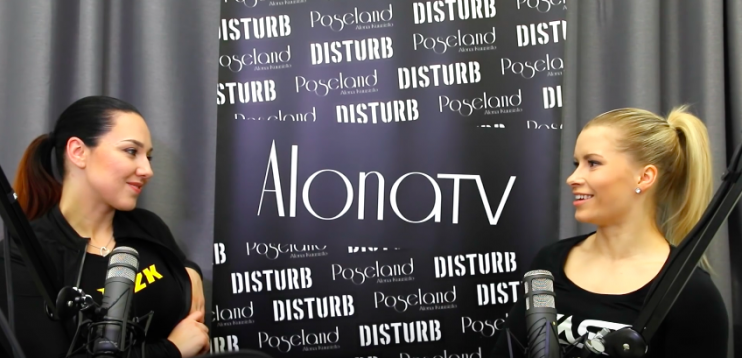 Syväluotaus kulisseihin AlonaTV:n haastattelussa