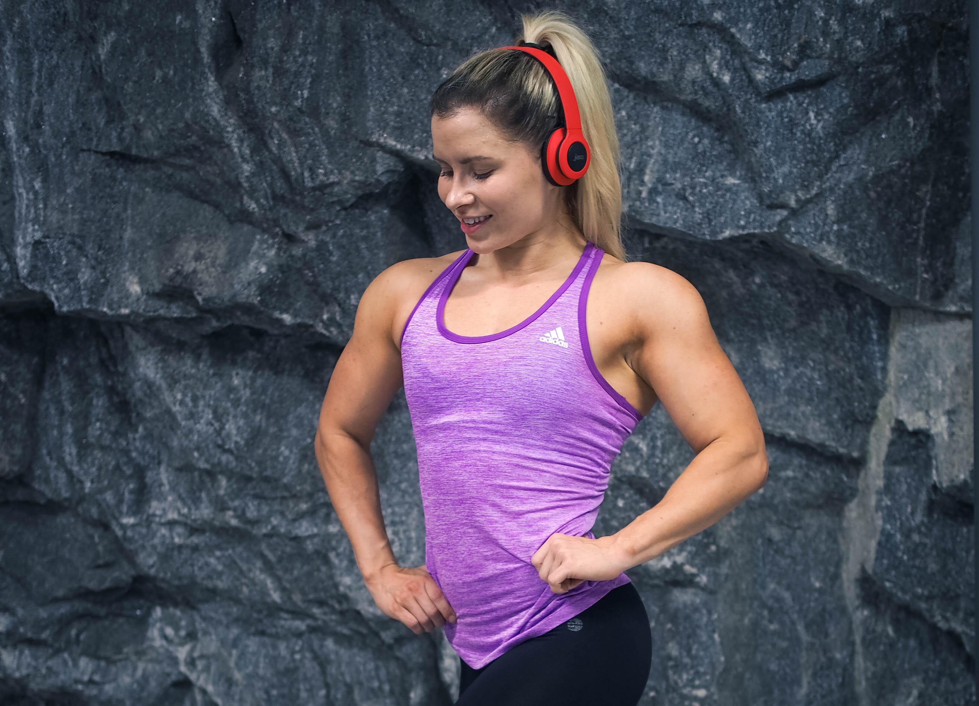 Fitness kilpaurheiluna ei tuhoa terveyttä