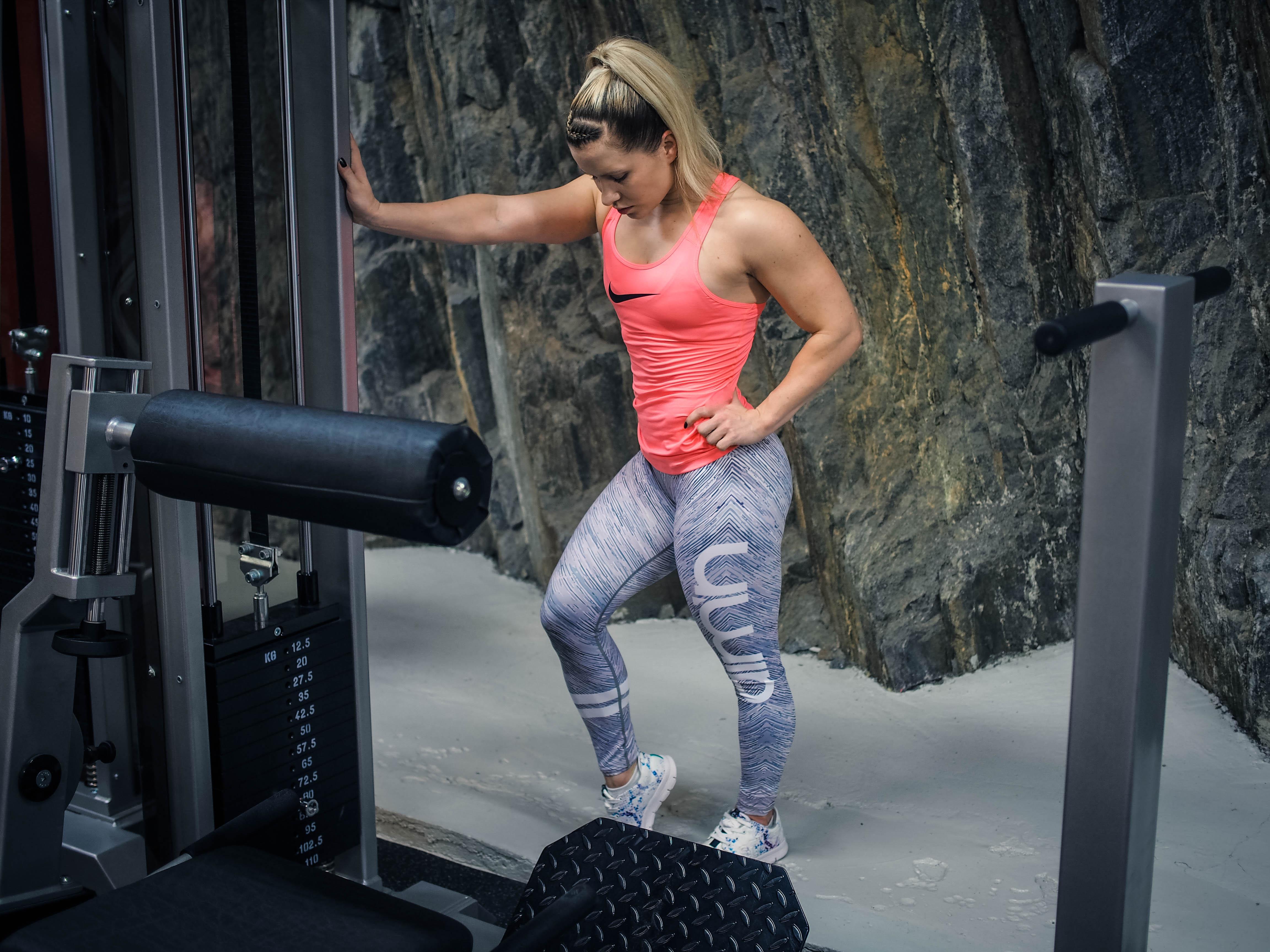 Onko hiki tai syke hyvä mittari, jos tähtäät lihaskasvuun?
