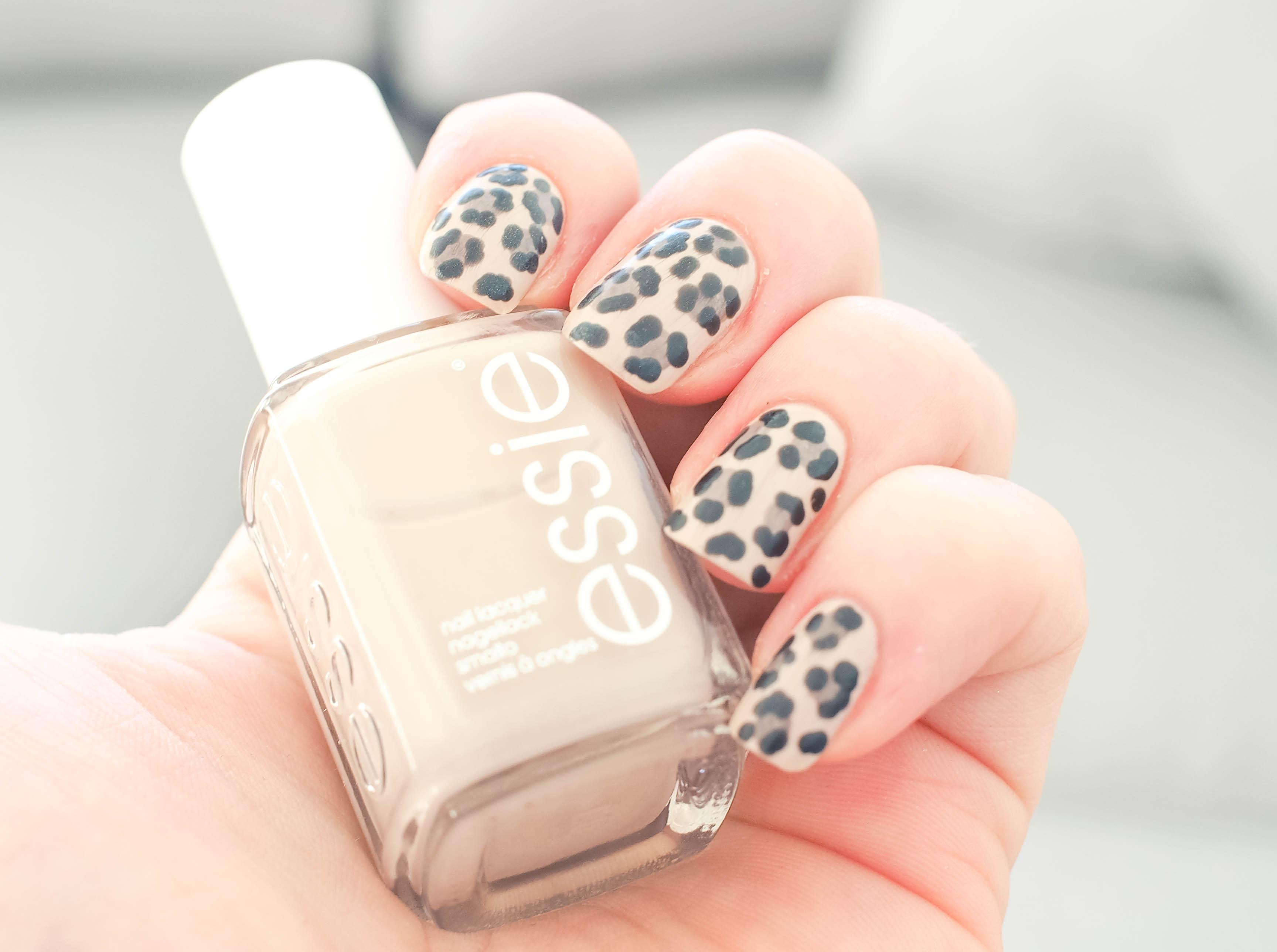 Tee itse - Helpot ja upeat leopardikynnet!