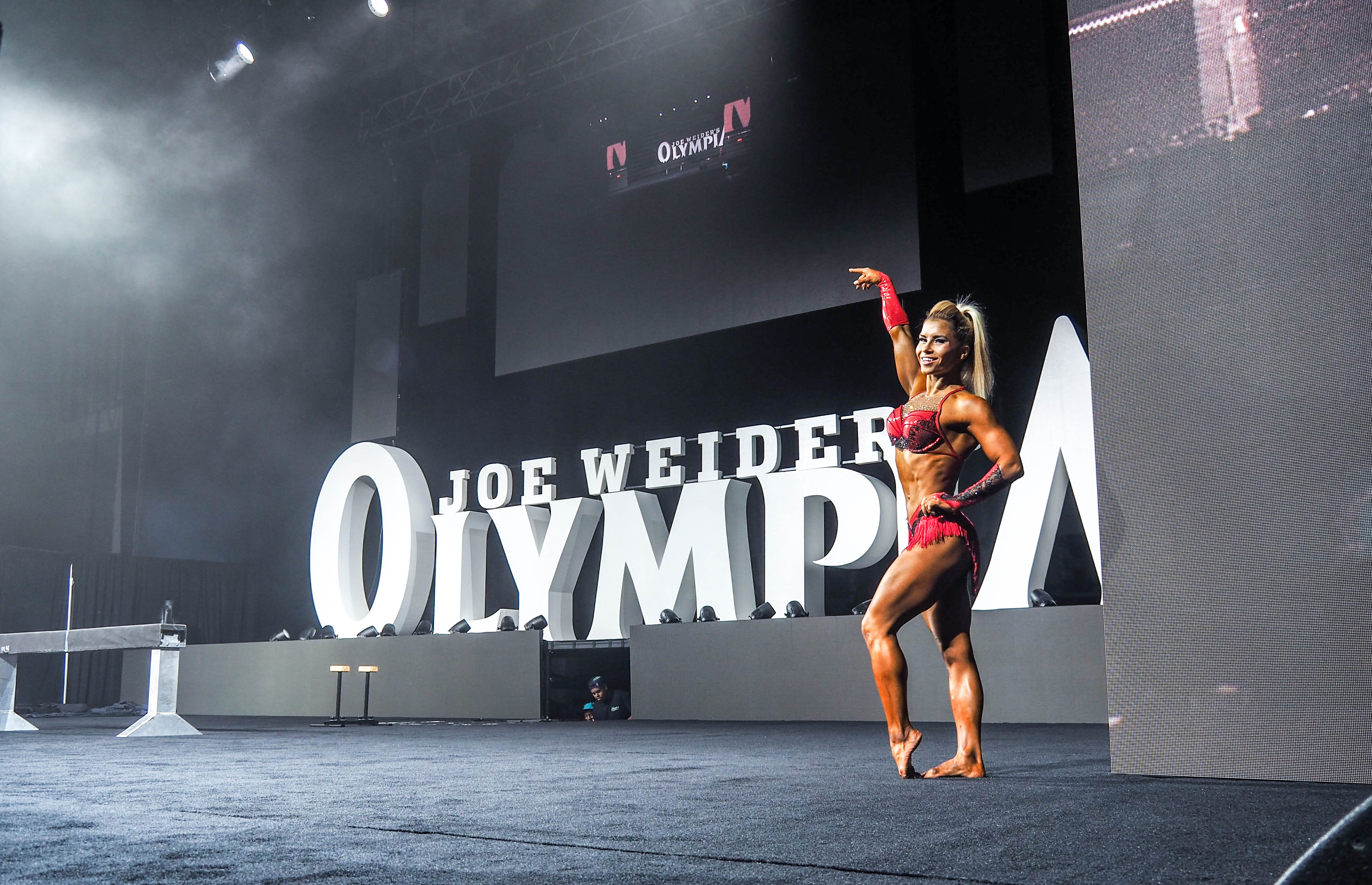 OLYMPIA TOP 10!