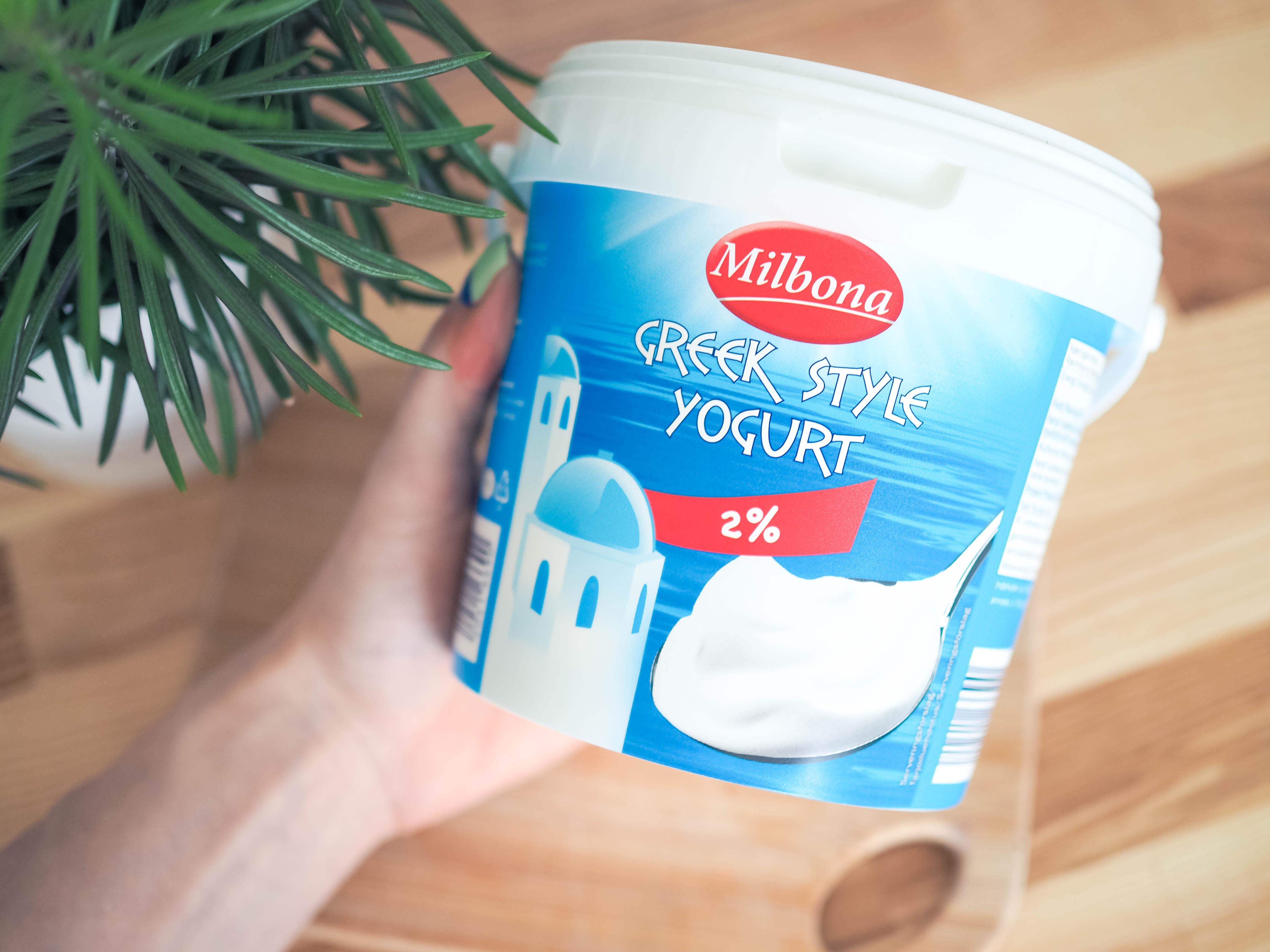 milbona greek style lidl