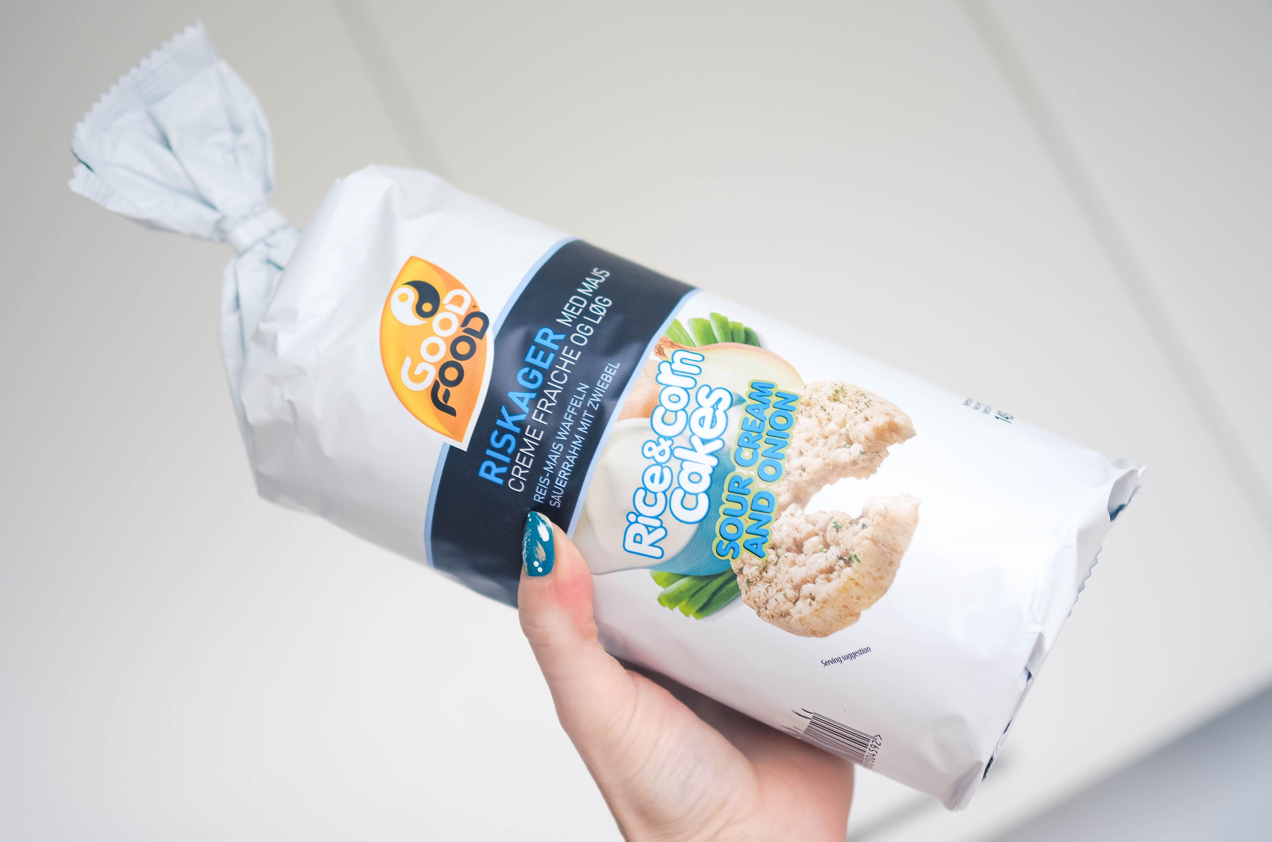 maustetut riisikakut
