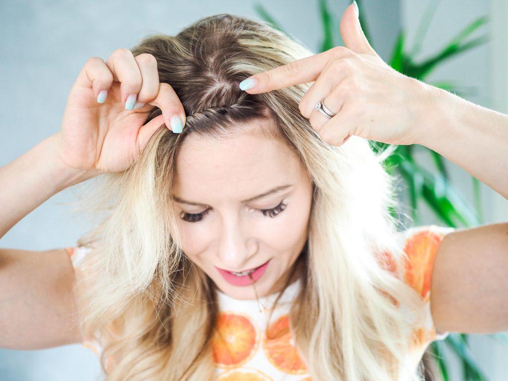 lifehackit hiuksille
