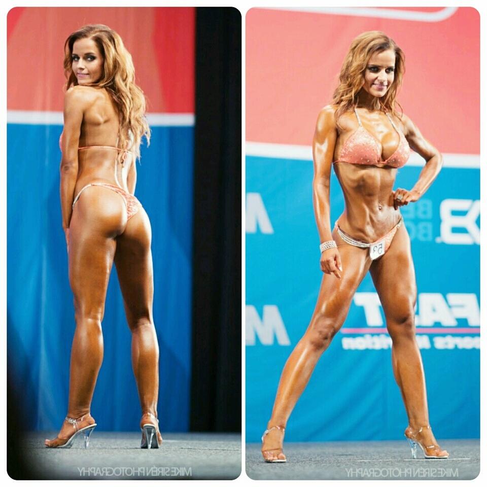 Nicole Wilkins Championships, Fitness Expossa, 6.sija