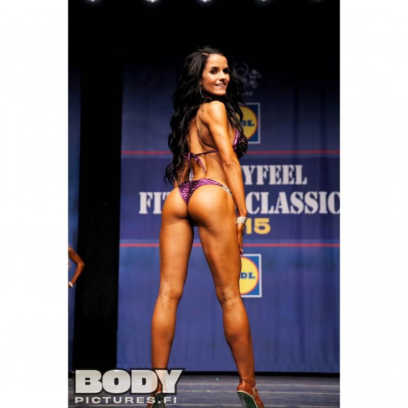 Vuosi sitten Fitness Classicissa
