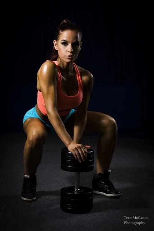 fitnessmotivaatio
