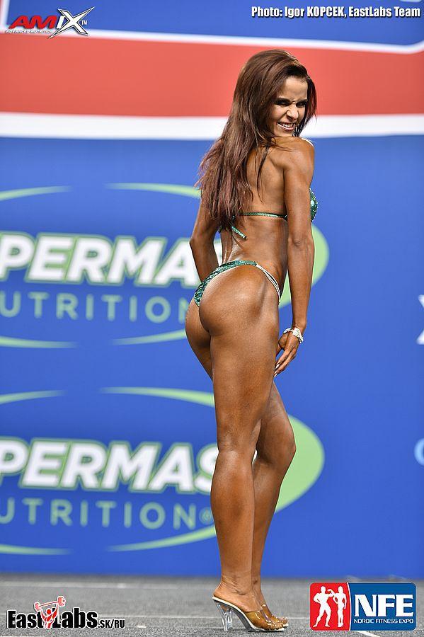 bikini fitness expo sm kilpailu
