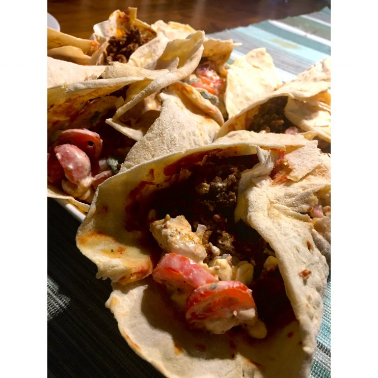 Tortillat kotona