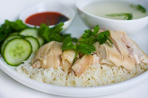 Kana ja riisiannos valitaan monesti sen vuoksi, että hyvä ja energinen olo voittaa!
