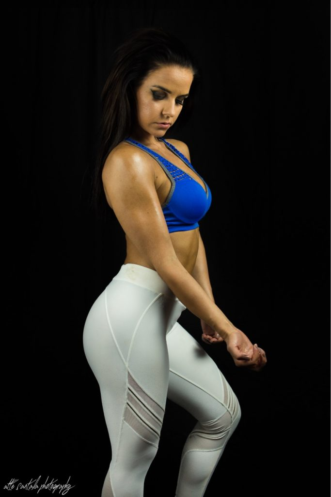 bikini fitness kehityskausi