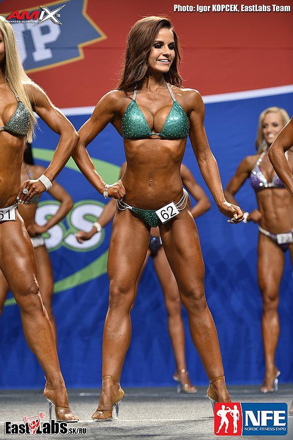 bikini fitness valmennus
