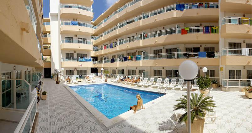 playa sol ibiza hotelli