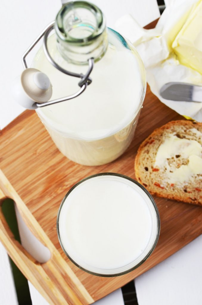 maitorahka ja gluteeni