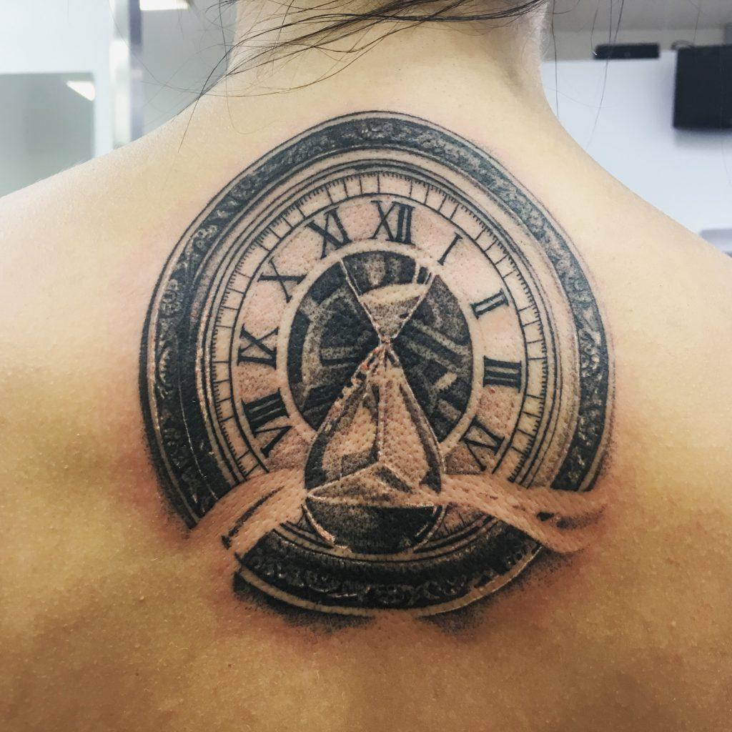 ducks tattoo