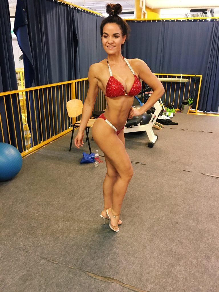 bikini fitness dieetti