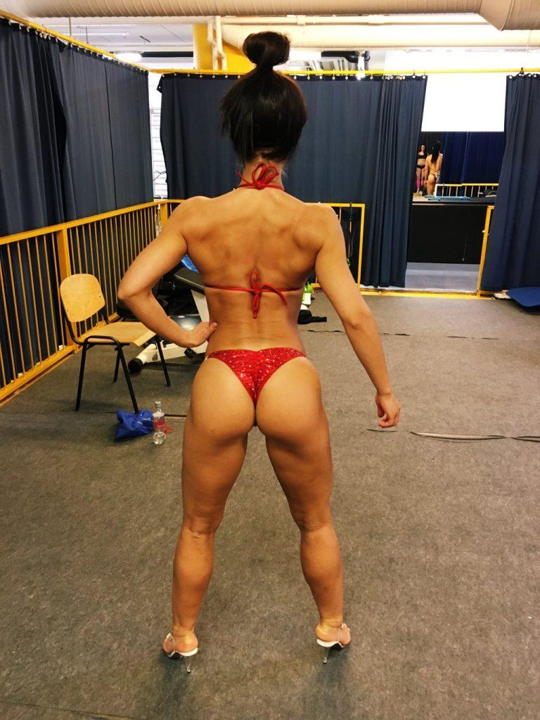 bikini fitness kisadieetti