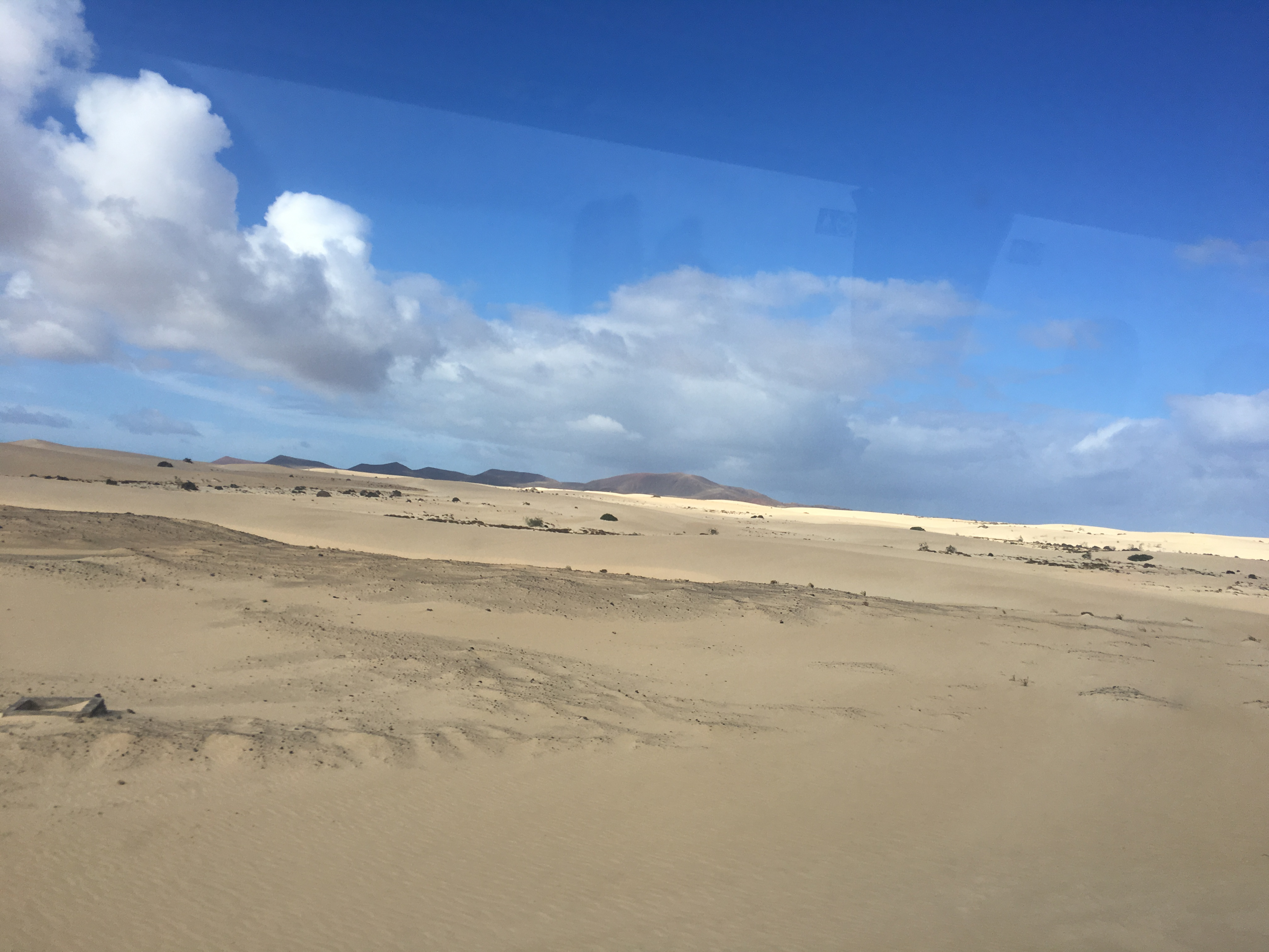 Ensimmäinen päivä Fuerteventuralla