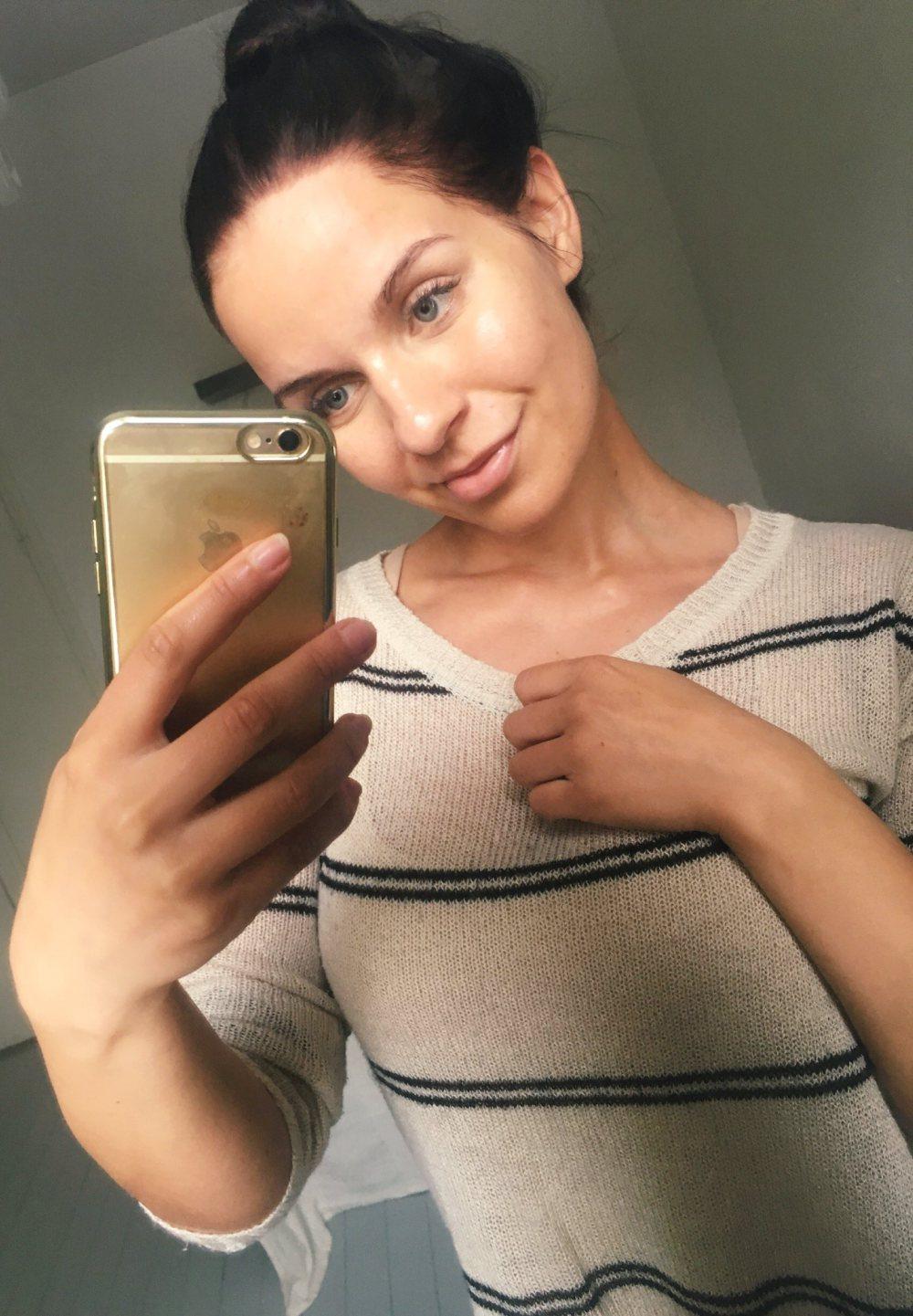 Tavoitteena täydellinen kasvojen iho