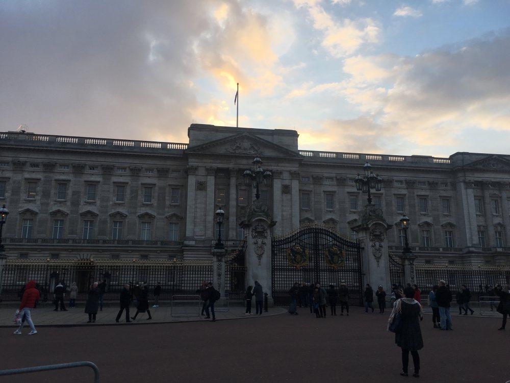 Buckinghaim-Palace-london