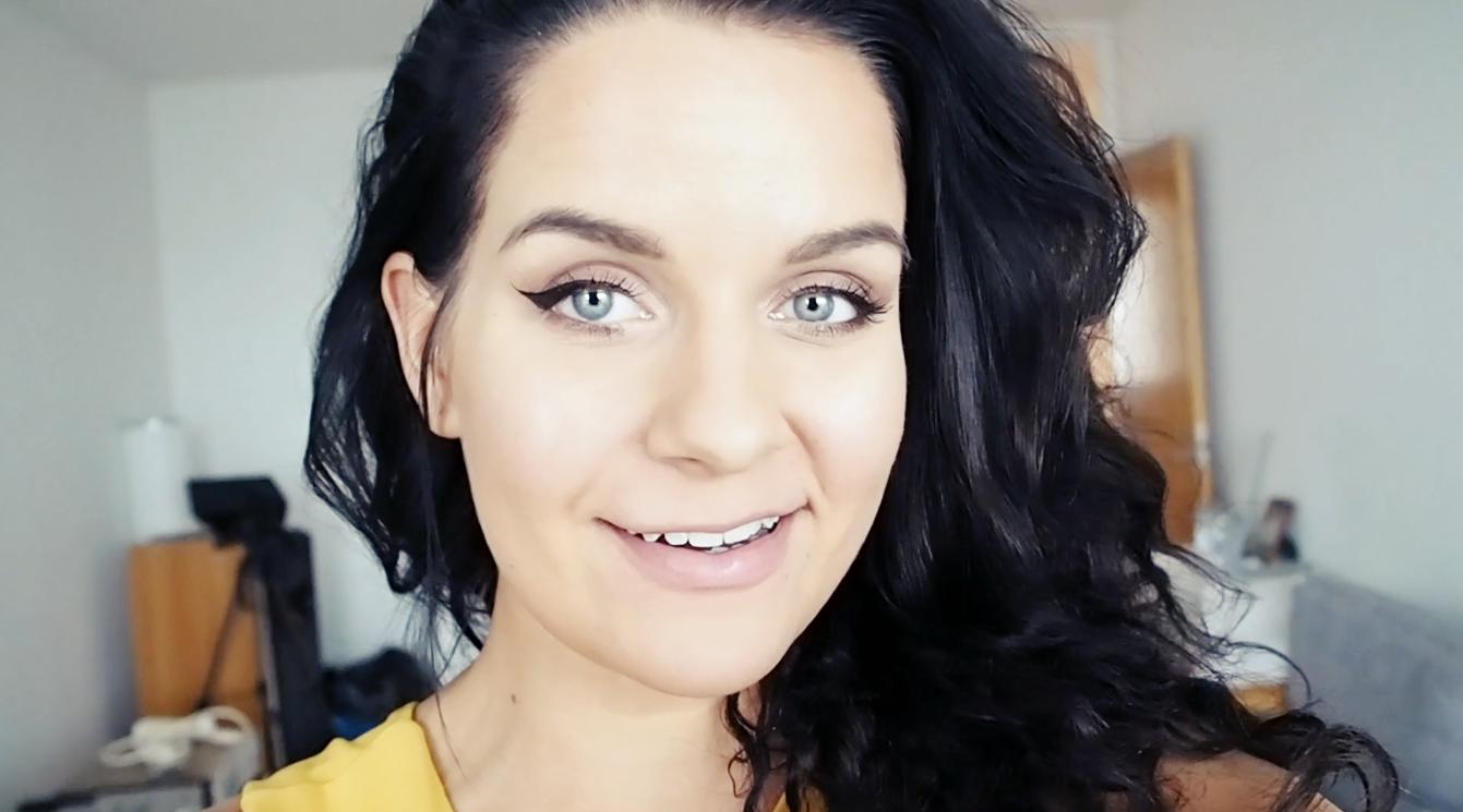 Ensimmäinen Youtube video: pepputreeniä ja ruokaa
