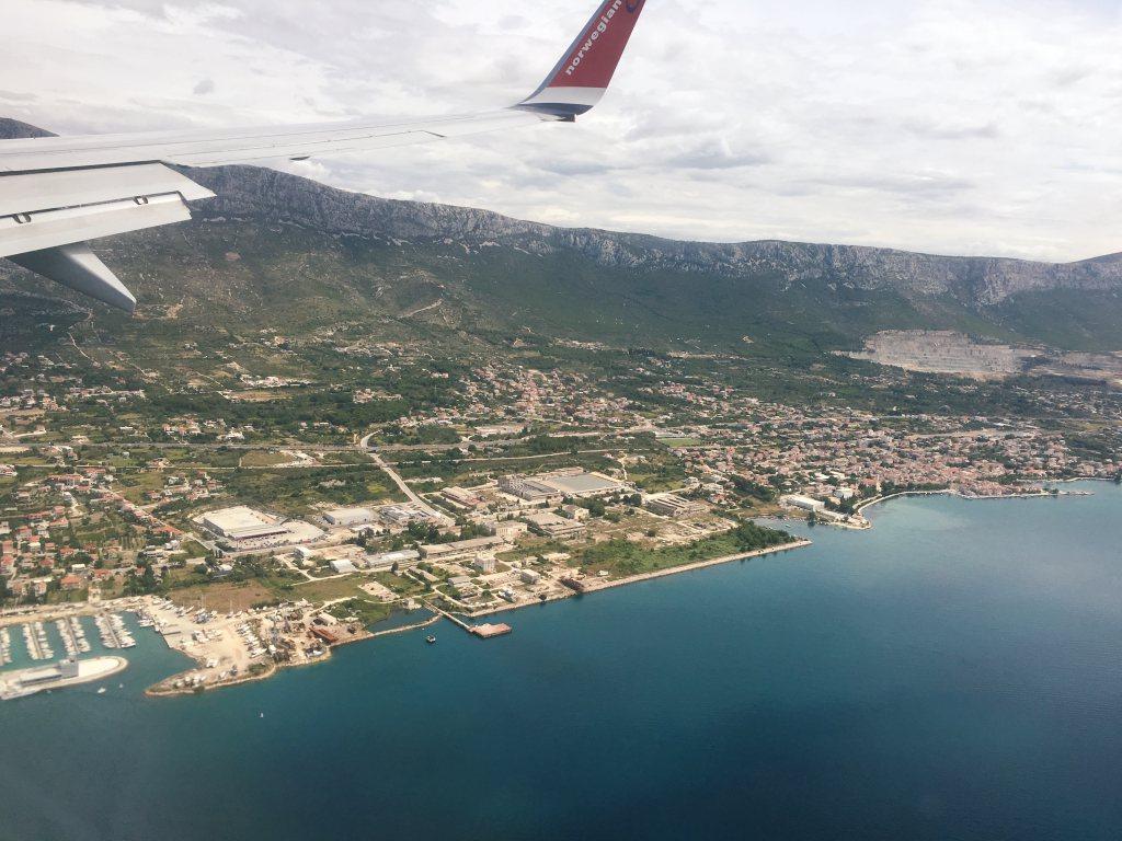 Kroatia-Norwegian-split-matkustelu