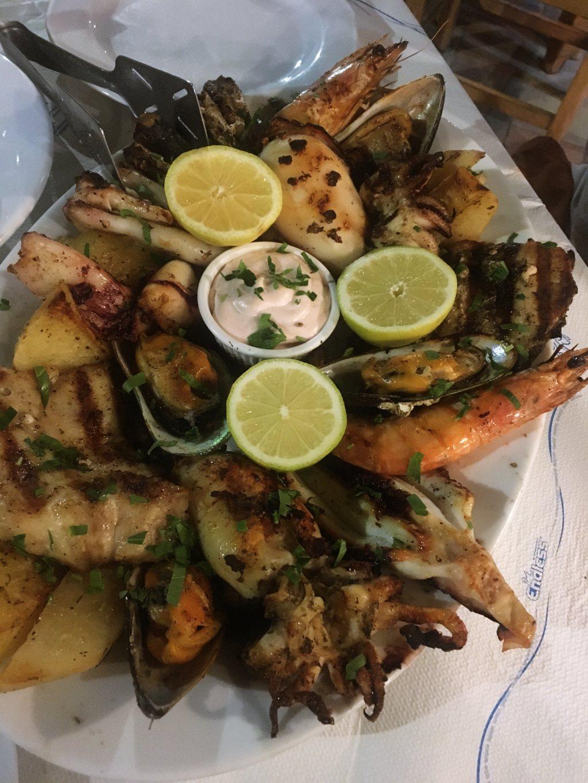 Seafood-Neachora-hania-kreeta