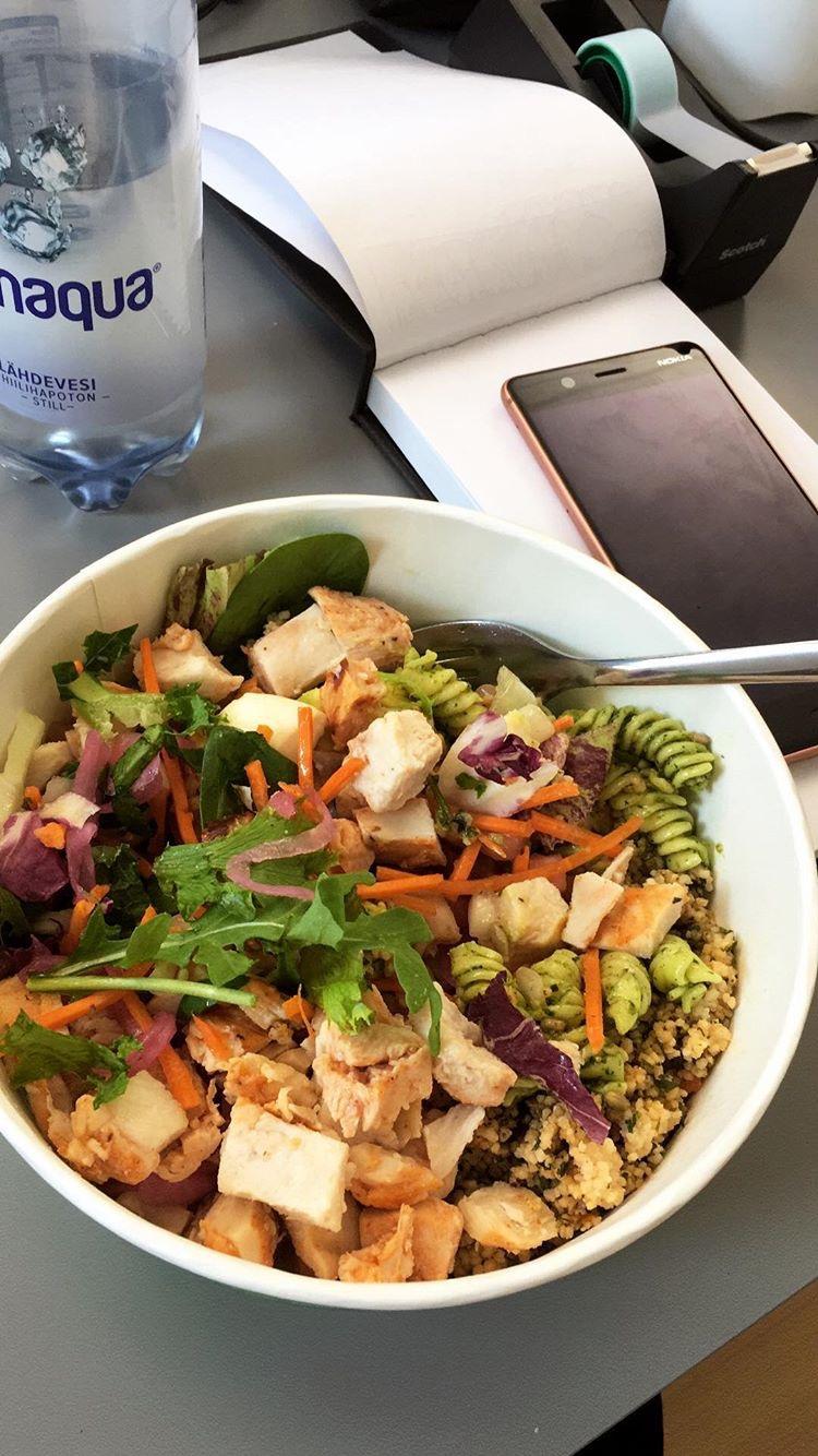 Miksi terveellisesti syöminen on niin vaikeaa?