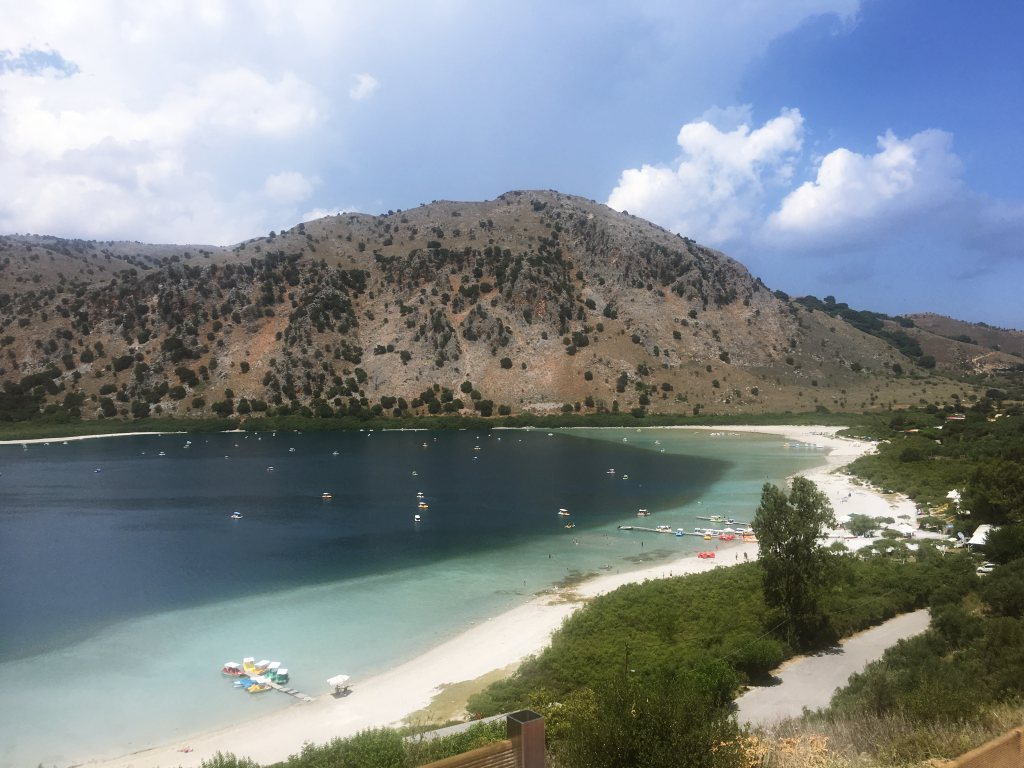 lake-kournas-crete-hania