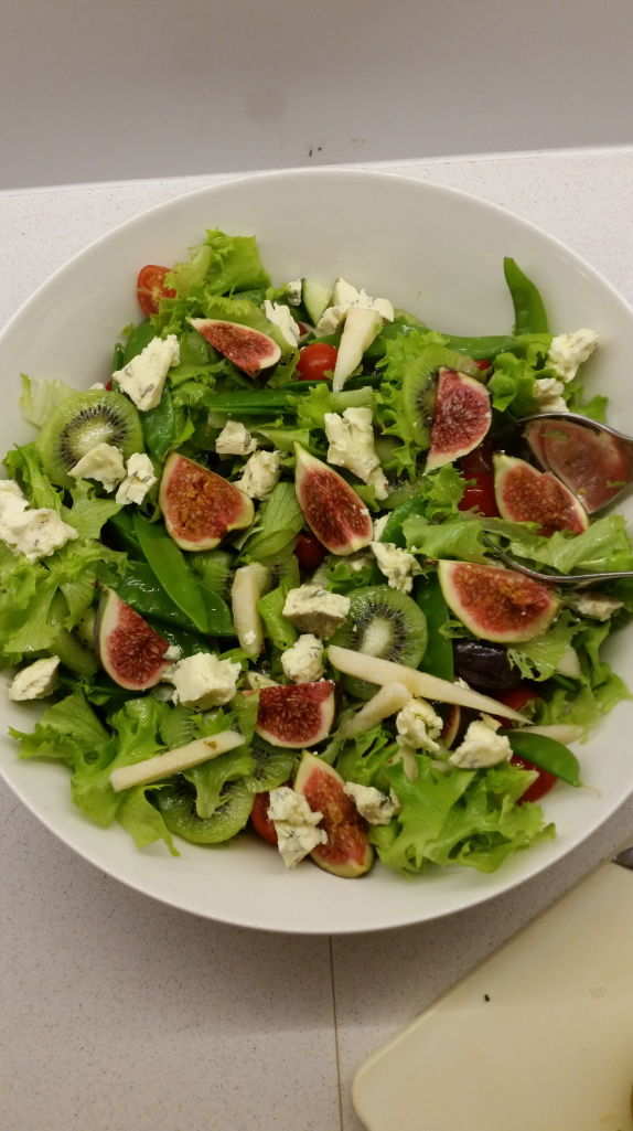 Salaatti viikon jokaiselle päivälle 5. perjantai