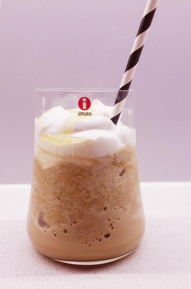 Terveellinen Frappuccino!