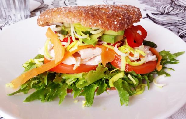 Fish Sandwich - ja kuinka kalori ei aina ole kalori