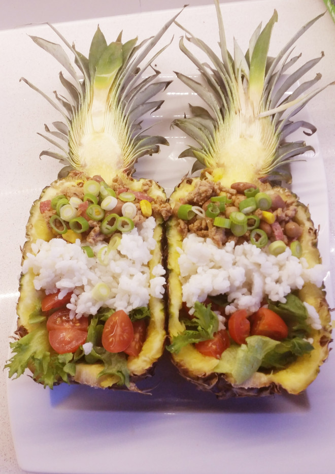 Papu-jauheliha-riisi ananakset