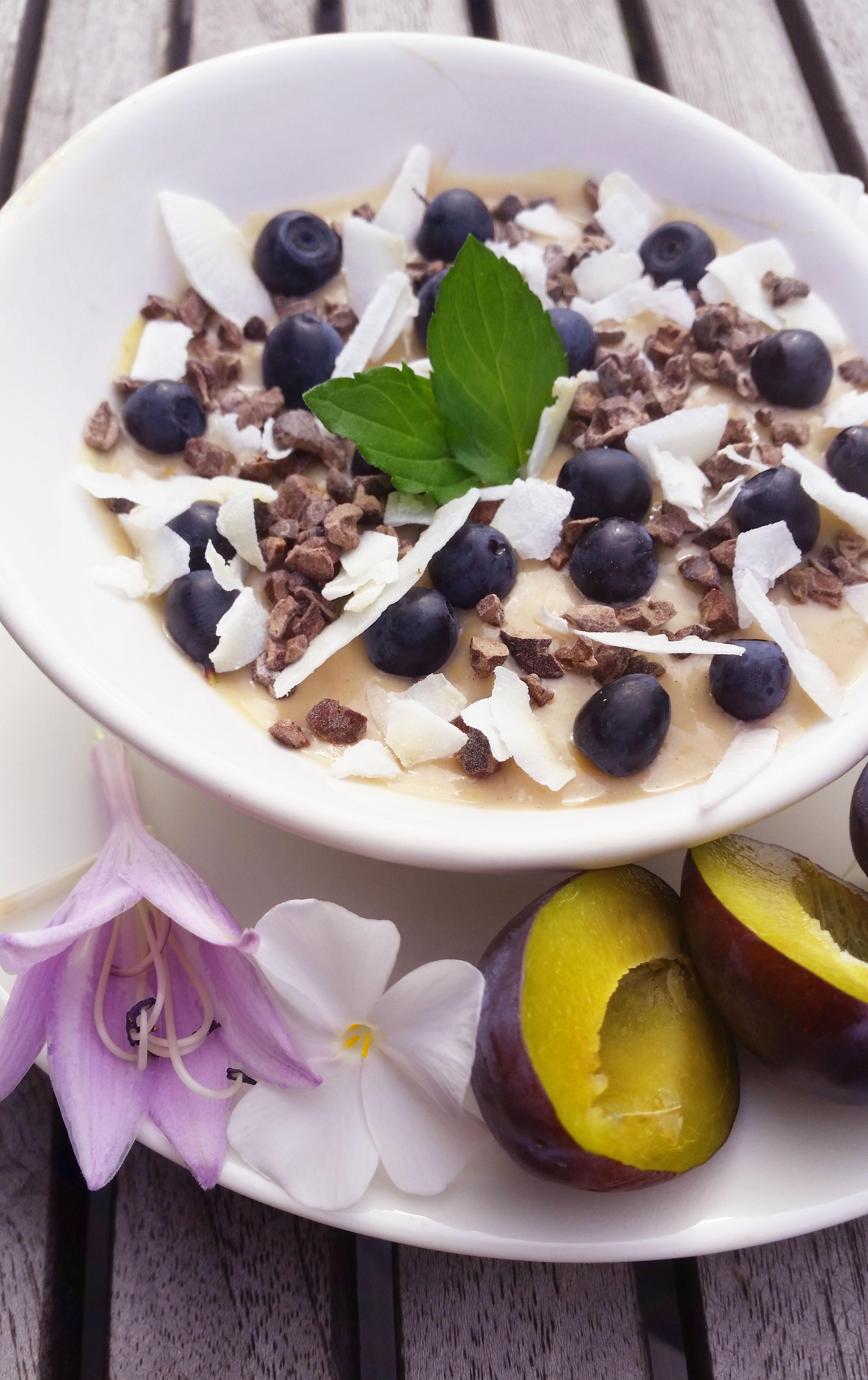 Proteiini-jogurtti