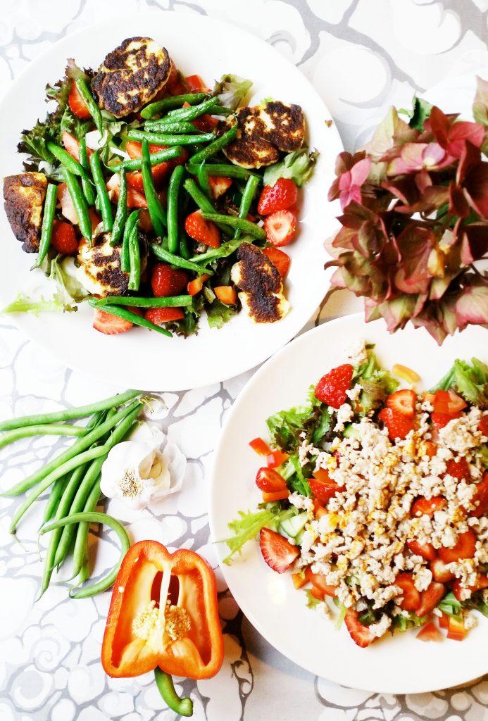 Salaattivinkkejä, ota talteen!