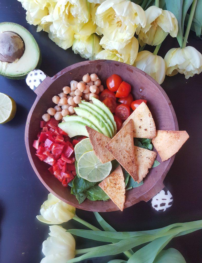 Helpot itsetehdyt nachot! (gluteeniton, vegaani)