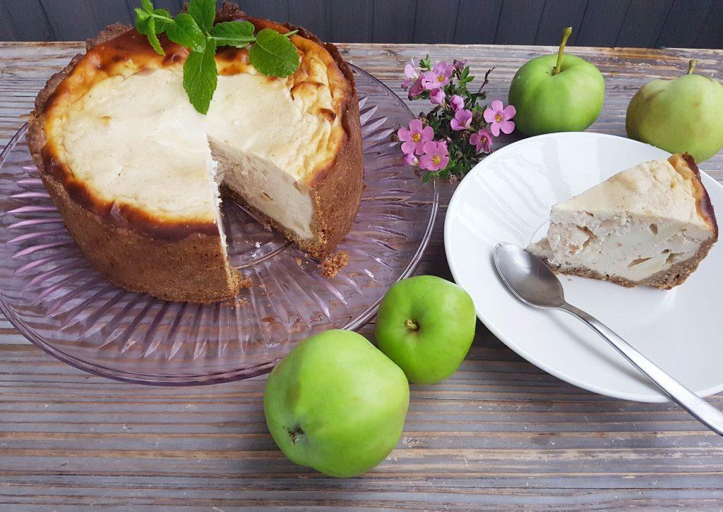 Uunissa paistettavat terveelliset juustokakut (gl)