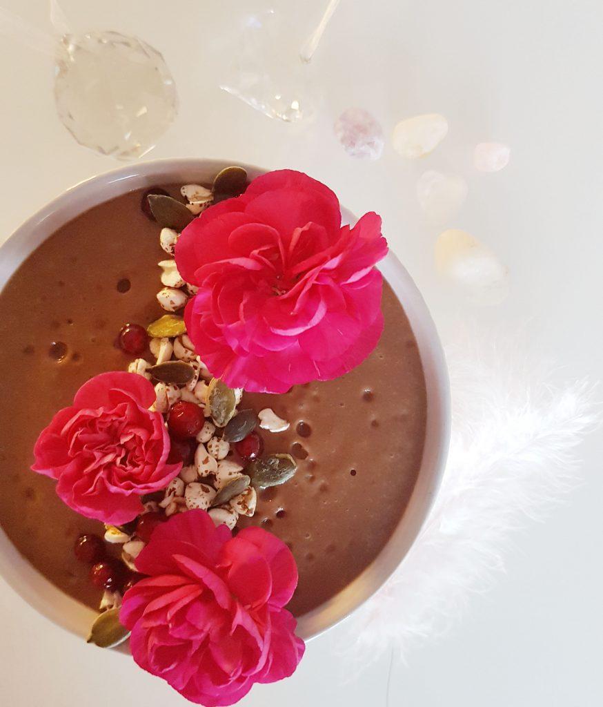 Suklainen smoothiekulho kukkakaalista!