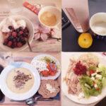 3 päivän ruokapäiväkirja