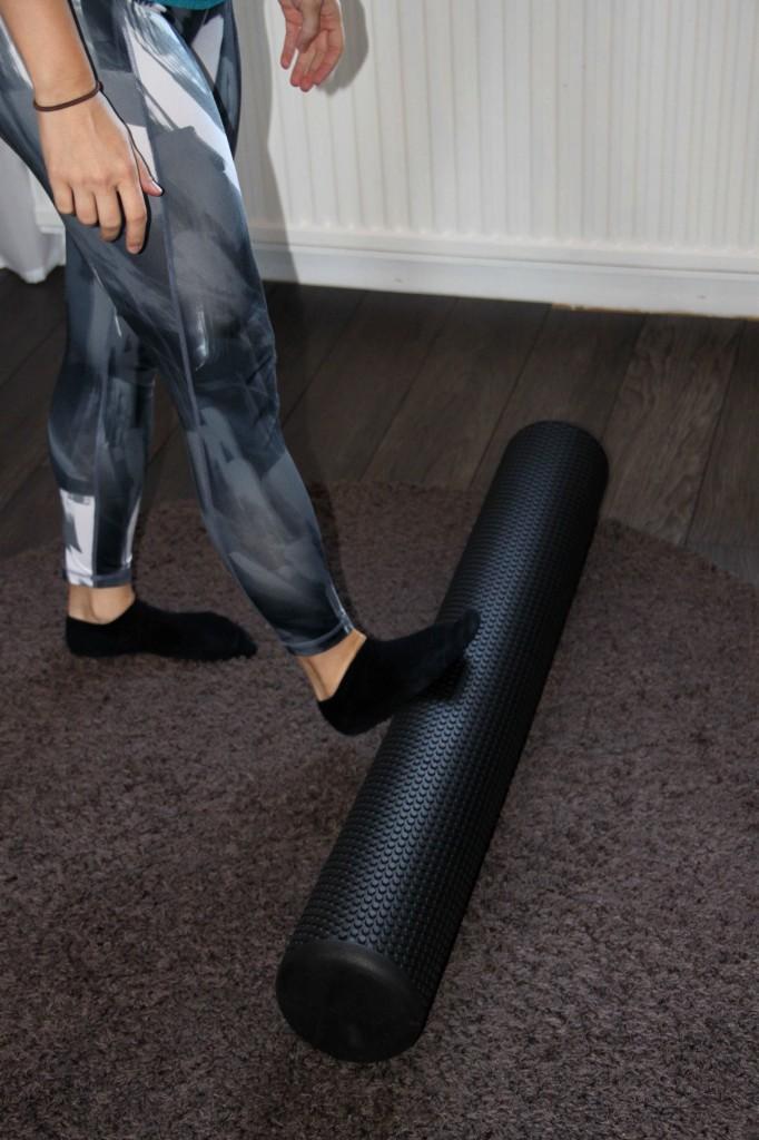 Venyttelyvinkkejä putkirullalla / foam rollerilla / pilatesrullalla