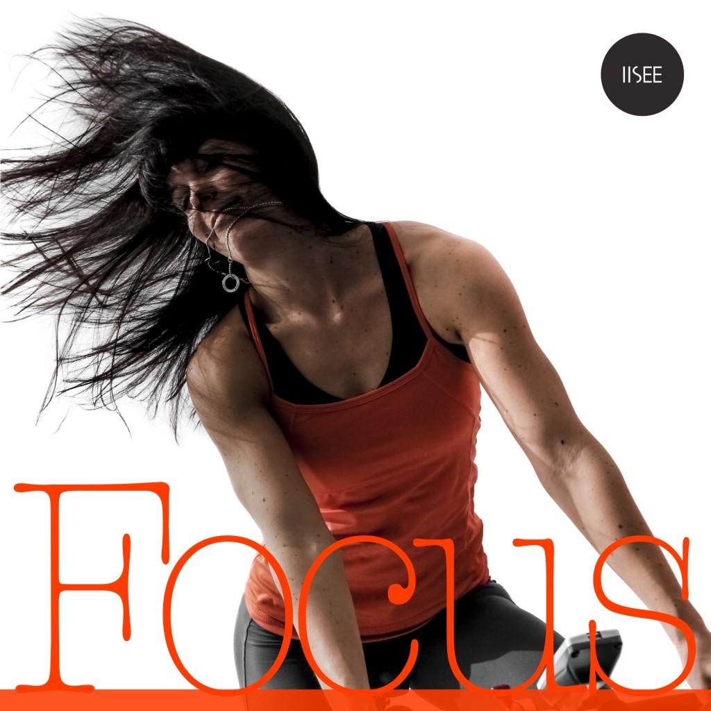 IISEE Focus -tunnilla voit haastaa itsesi tiukkaan treeniin!