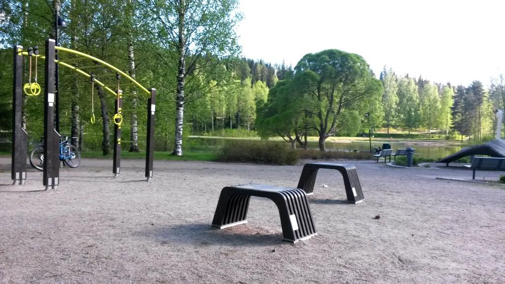 Kangasvuoren liikuntapuisto