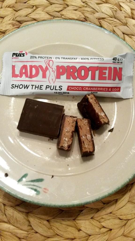 Lady Protein Choco