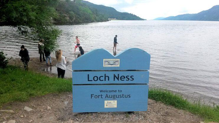 Lumoava Skotlanti osa 3: Loch Nessin hirviö ja Harry Potter