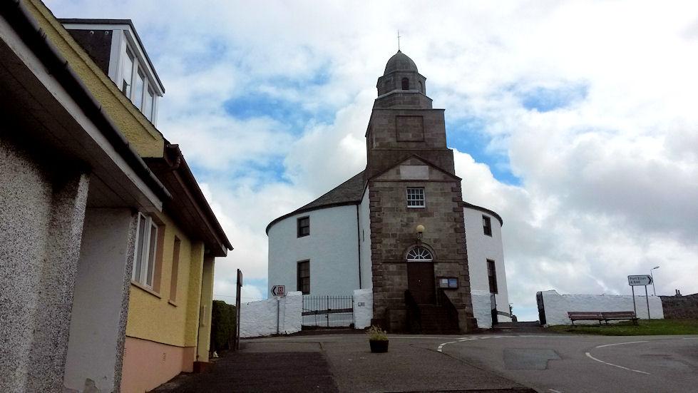 Bowmoren pyöreä kirkko